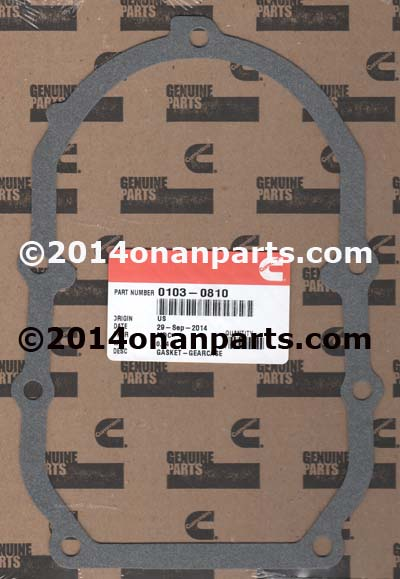 103-0810 Timing Cover Gasket CCK, B, P & N Series