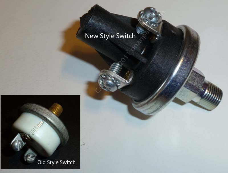 309-0105/309-0641-18 Low Oil Pressure Cut off Switch
