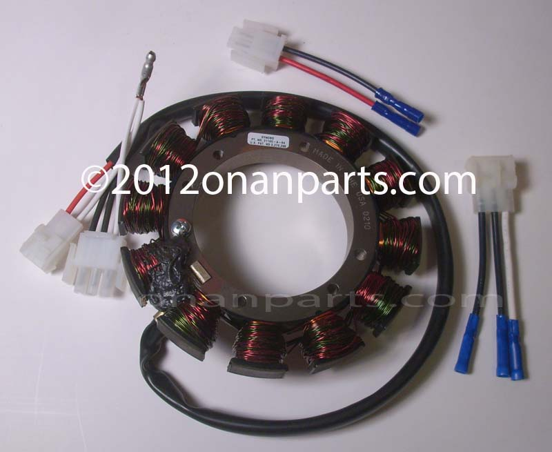 541-0591/191-1816/191-0937/191-1016 20 AMP Syncro Stator