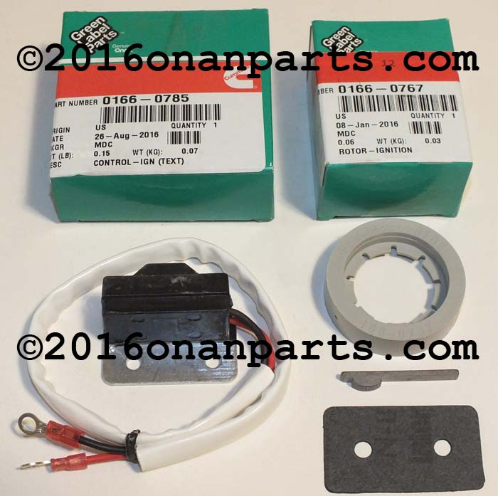 Onan 166-0785 Ignition Module Kit