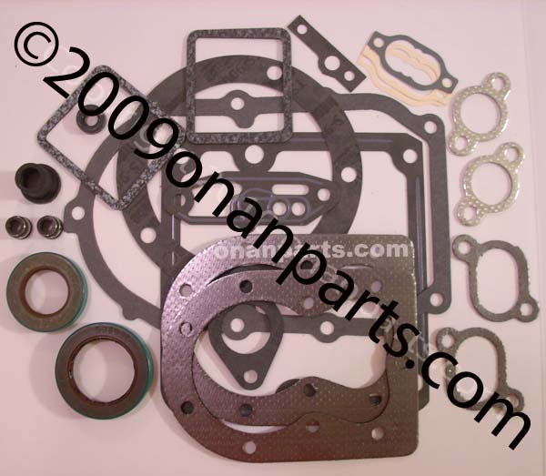 168-0187 Gasket Set for P216G, P218G, P220G B43 B48 etc.
