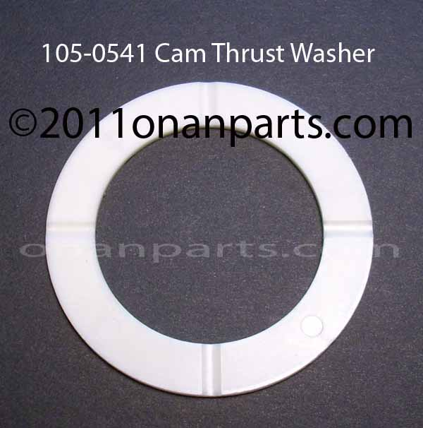 105-0541 Camshaft Thrust Washer