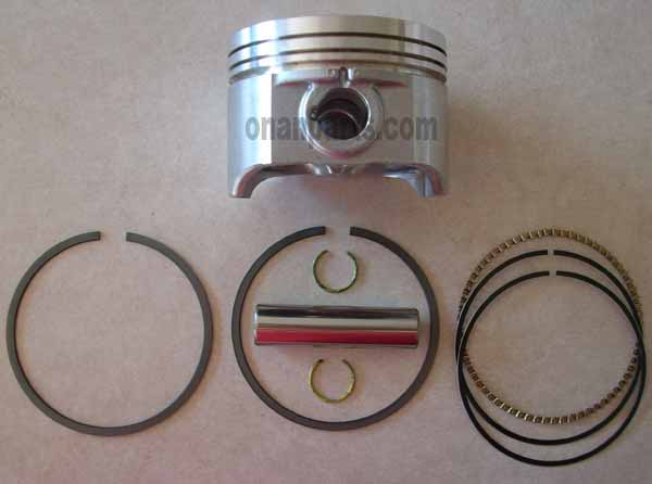 "112-0265-02 Piston Kit +.020"" ""N"" Series P224G & T260G"