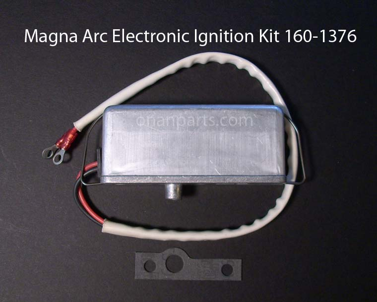 160-1376 Magna Arc Electronic Ignition Kit